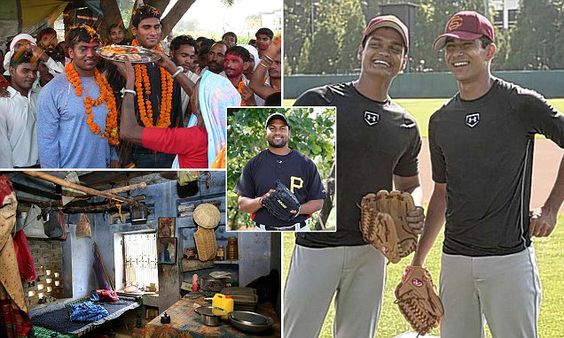 Rags to pitches: The Indian teens who inspired Million Dollar Arm