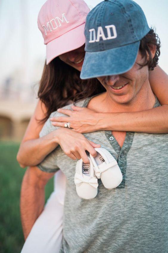 Беременная пара | First-time-mama.ru