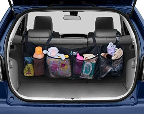 Trunk Organizer For Car And Suv Keep Your Trunk Tidy And