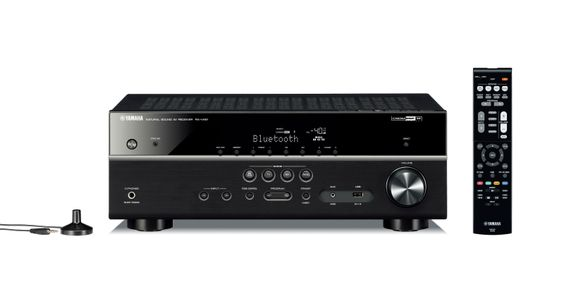 #TechTuesday - #Yamaha RX-V481 #AVReceiver for #HomeTheater | With #4K #UHD…