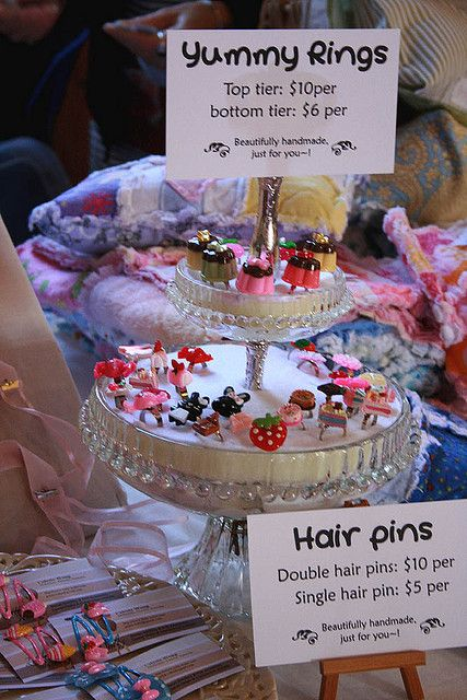 Little Waltz @ Northside Makers Market by Little Waltz / Petitevalse, via Flickr