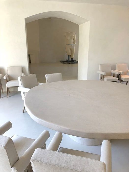 Inside Kim Kardashian And Kanye West S All White Minimalistic