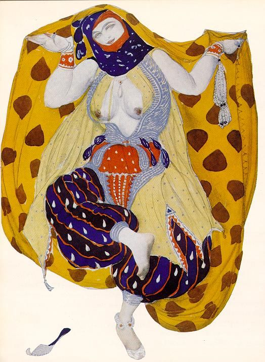 Broder Crossings: Leon Bakst