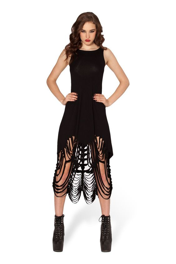 The Shredder Dress – Black Milk Clothing