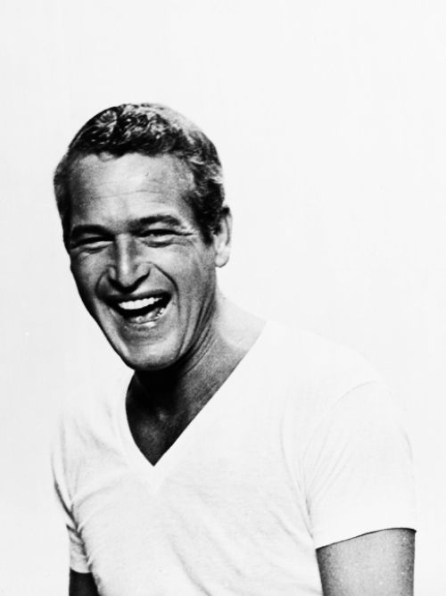 he always looked so genuinely happy....someone that you would always want to be around...mr paul newman
