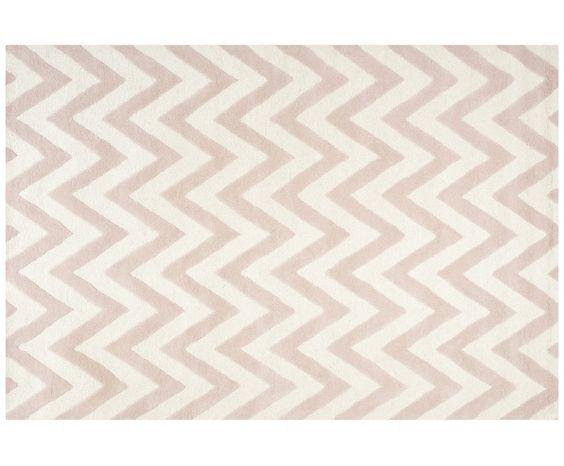 Style-Upgrade: mit geometrischen Formen peppt Teppich SITA Ihr Interieur im…