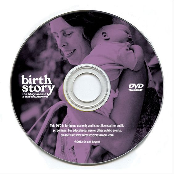 Birth Story DVD - If you are pregnant or trying to be, you HAVE to watch this movie!!!