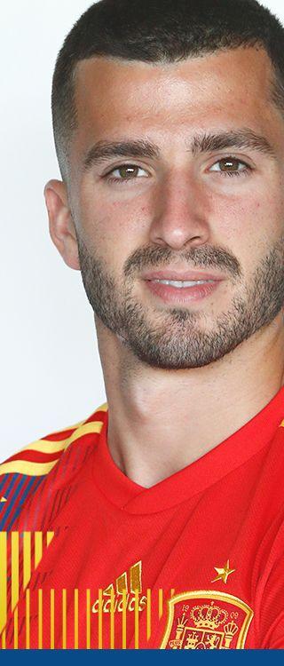 Jugador Selección nº 785 Nombre:José Luis Gayà Peña (Valencia) Debut 11/9/18