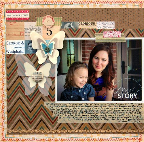 Created by Briana Johnson using the December 2011 Mercantile kit!