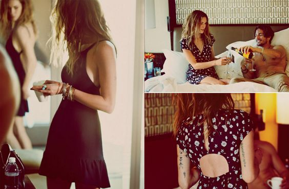 Free People - March Catalog 2014