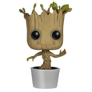Marvel Guardiões da Galáxia Dancing Groot