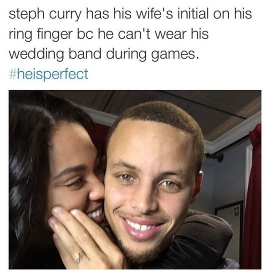 yves st cobain tattoos pinterest - Stephen Curry Wedding Ring