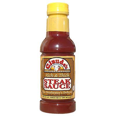 Steak Sauce | Condimento de Filete
