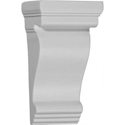 Norwich Pilaster - Urethane Corbel - #COR03X02X06NO