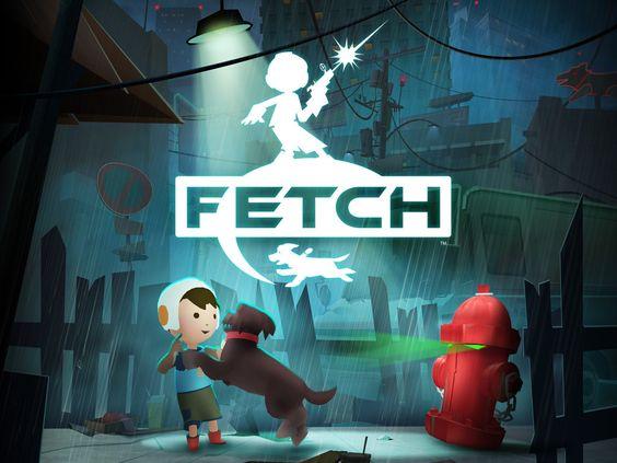 Fetch™ - http://www.ipadsadvisor.com/fetch