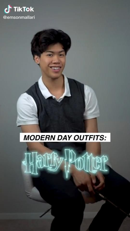 Awesome Modern Day Outfits Harry Potter Inspired Fashion Tiktok Video Harry Potter Houses Outfits Harry Potter Outfits Harry Potter Uniform