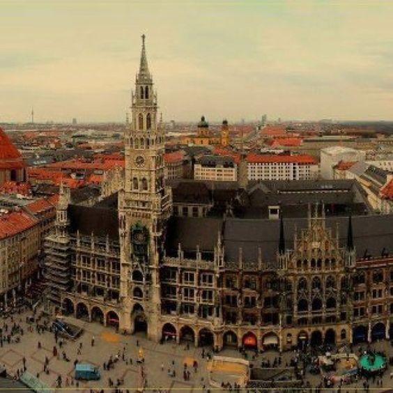 #Munich - #München