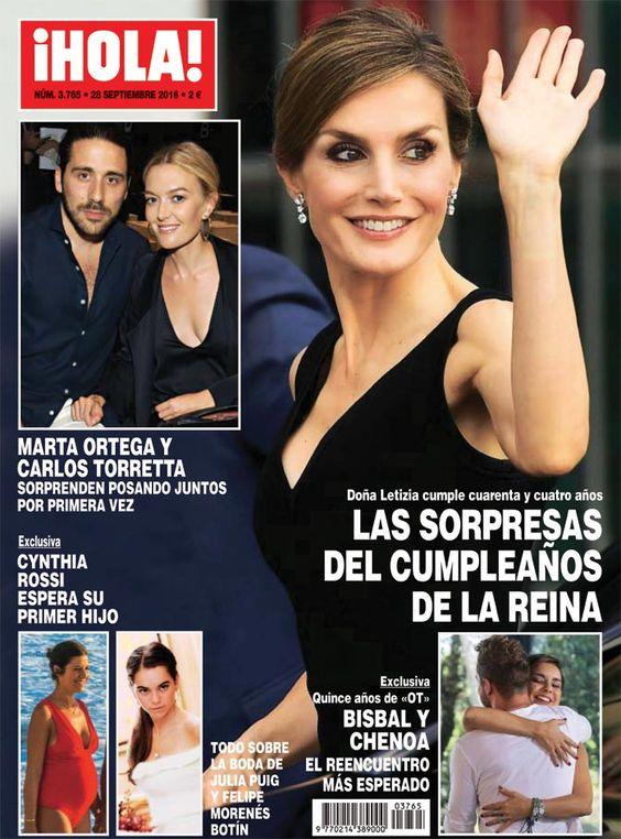 Revista ¡HOLA! Nº 3.765