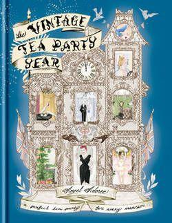Vintage Tea Party Year  Angel Adoree