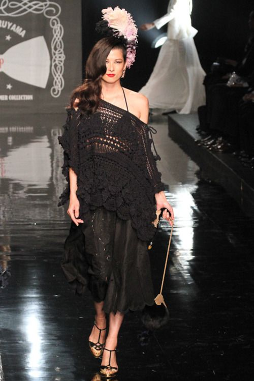 [No.99/125] KEITA MARUYAMA TOKYO PARIS 2012 春夏コレクション | Fashionsnap.com