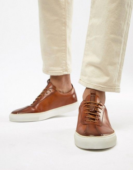 tan leather | Nike boots mens, Sneakers