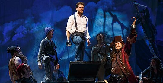 Finding Neverland Broadway
