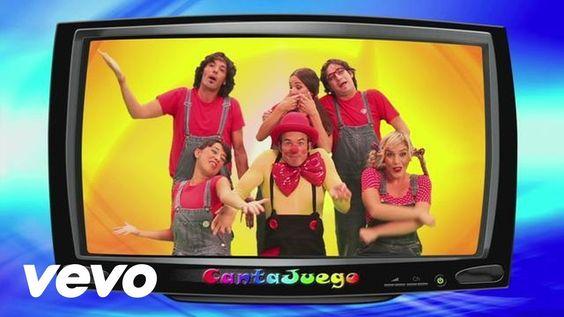 CantaJuego - El Payaso Tallarin