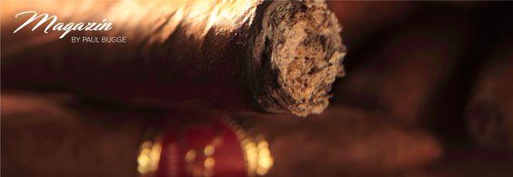 Zigarren anzünden