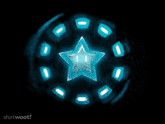 Star Powered - Women's Small for $15
