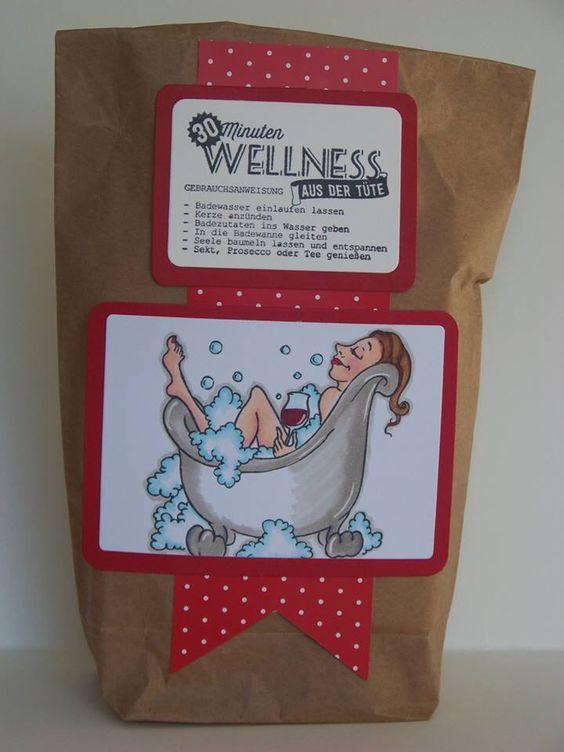 15 Minuten Männer Wellness
