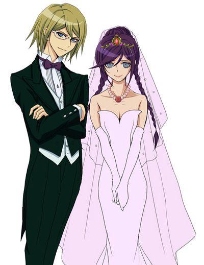 Junko enoshima wedding