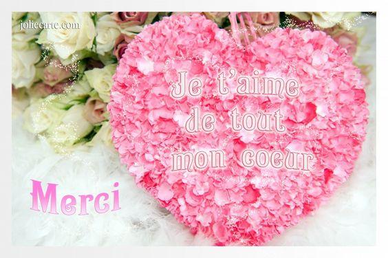 Merci saint valentin amour