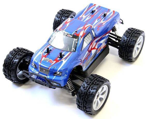 Victory 1/18th Electric RC Truck - Brushed Version 2.4Ghz http://www.nitrotek.co.uk/241.html