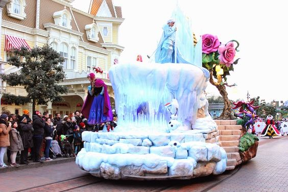 Disneyland Paris Resort / Disney/ Frozen / Photography / Fotografía