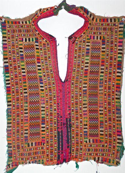 baluch dress panel
