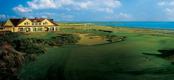 Sanctuary Hotel, Kiawah Island Golf Resort-> 50 Of The Best Hotels in the World (Part 5)