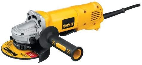 Dewalt D28402n 4 1 2 Inch Small Angle Grinder With No Lock On In 2020 Angle Grinder Dewalt Best Canister Vacuum
