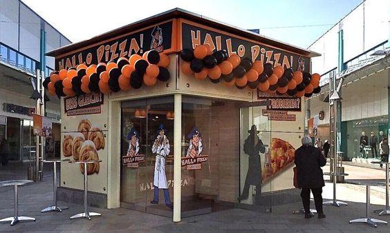 Gründer und Karriere MagazinHallo Pizza startet in Chemnitz einen Verkaufspavillon