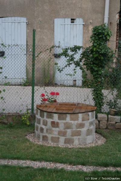 Dekobrunnen Bauanleitung Zum Selberbauen 1 2 Do Com Deine Heimwerker Community Brunnen Garten Gartenbrunnen Garten