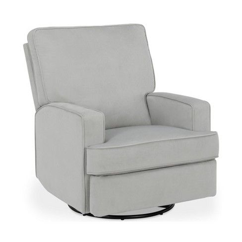 Baby Relax Addison Swivel Gliding Recliner Beige Nursery Recliner Nursery Armchair Glider Recliner Chair