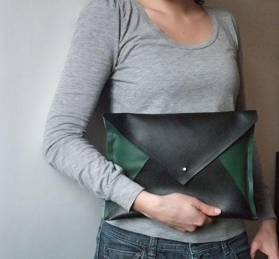 DIY: iPad pochette