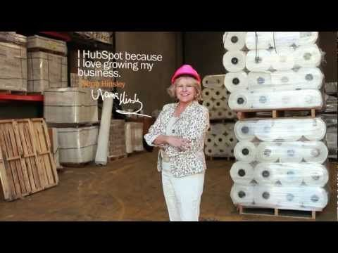 I HubSpot because... I love growing my business.  -Nana Hinsley, Global Plastic Sheeting      Why do you HubSpot?