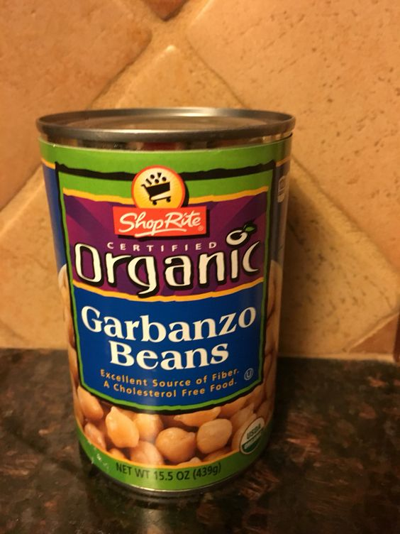 Beans from shoprite