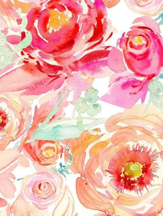 Best Home Design Idea Art Flower Art Peach Peonies