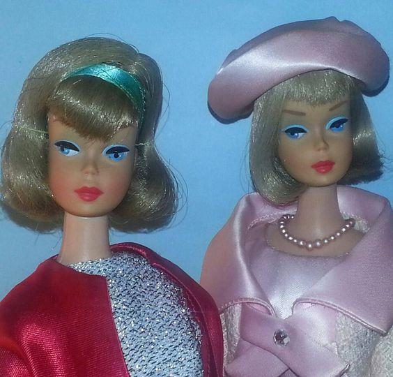 American Girl Barbie Doll (1965-1966)