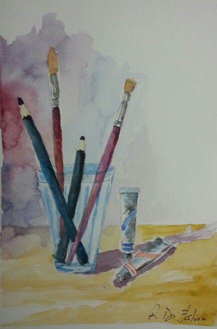 Inspiração - Aquarela / Watercolor