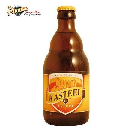 Bia Kasteel Triple 330ml
