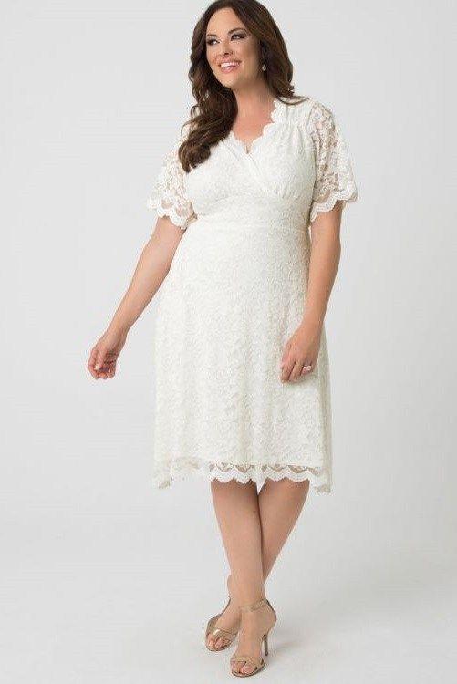Plus Size White Lace Dresses White Lace Dresses In Plus Sizes In 2020 Dresses Cocktail Dress Lace Lace Dress
