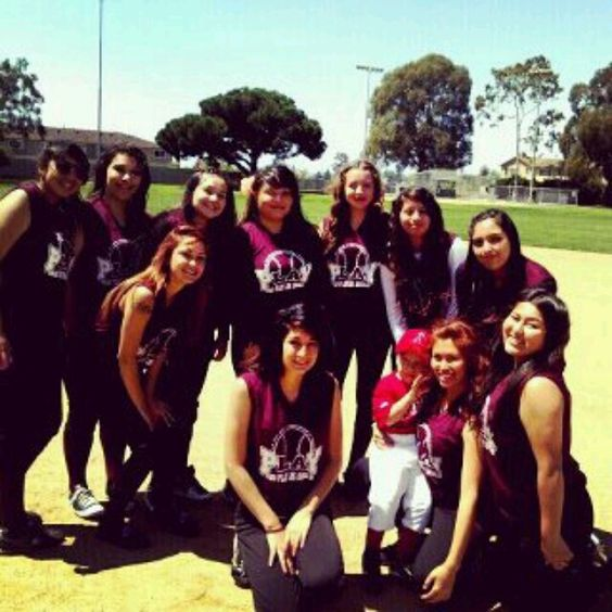 Harbor city softball ♥