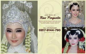 Paket Promo Jasa Rias Make Up Pengantin Rias Wajah Pengantin Kerudung Pengantin Pernikahan